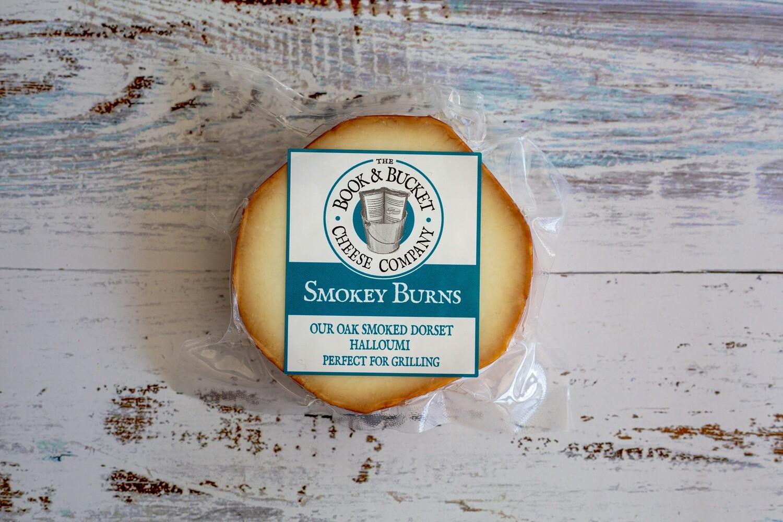 Smokey Burns Cheese 150g