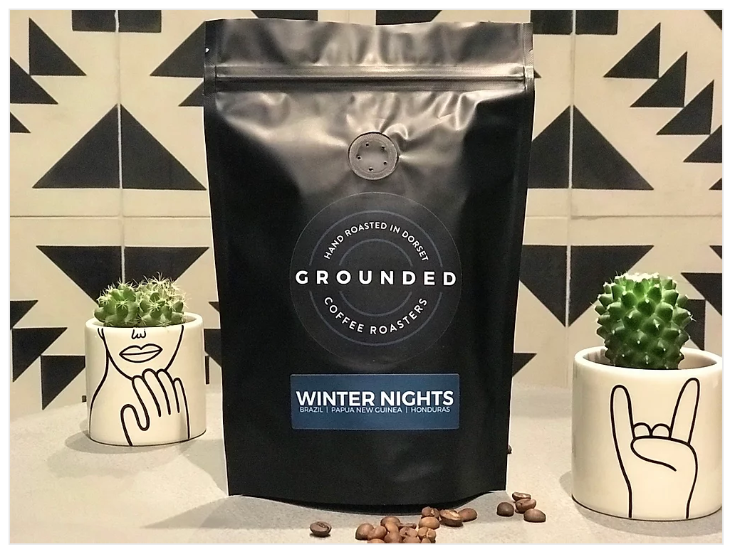Grounded Coffee - Winter Nights