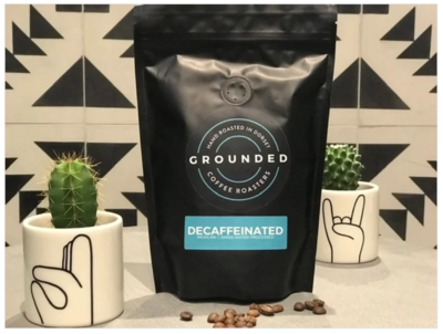 Grounded Coffee - Decaffinated