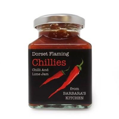 Chilli & Lime Jam 200g