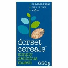 Dorset Cereals Simply Delicious Muesli 500g