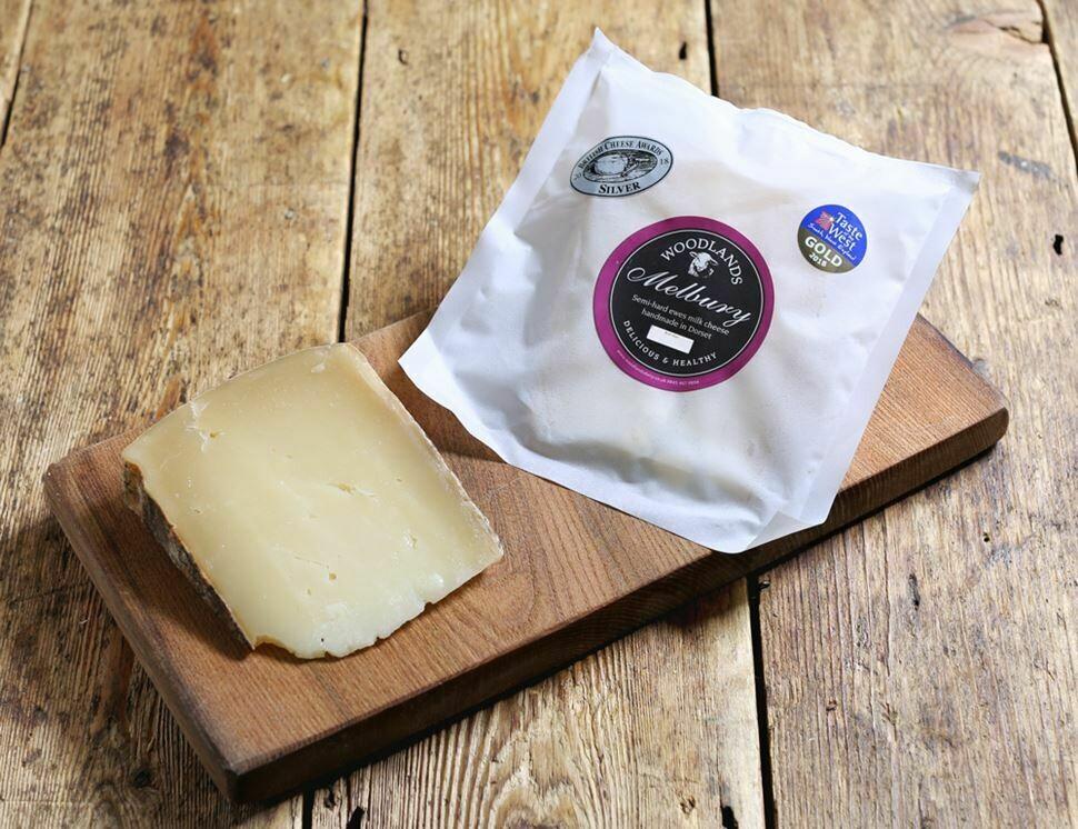 Melbur Organic Cheese 140g
