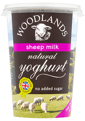 Organic Natural Sheep Milk Yoghurt 450g