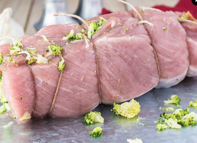 Pork Loin Roast Joint 1kg