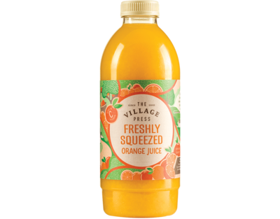 Freshly Squeezed Orange Juice 1L