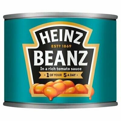 Baked Beans Heinz 4x200g