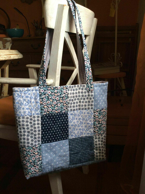 Handmade Tote Bag Large