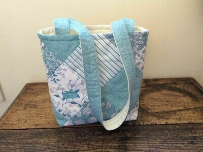 Handmade Medium Tote Bag