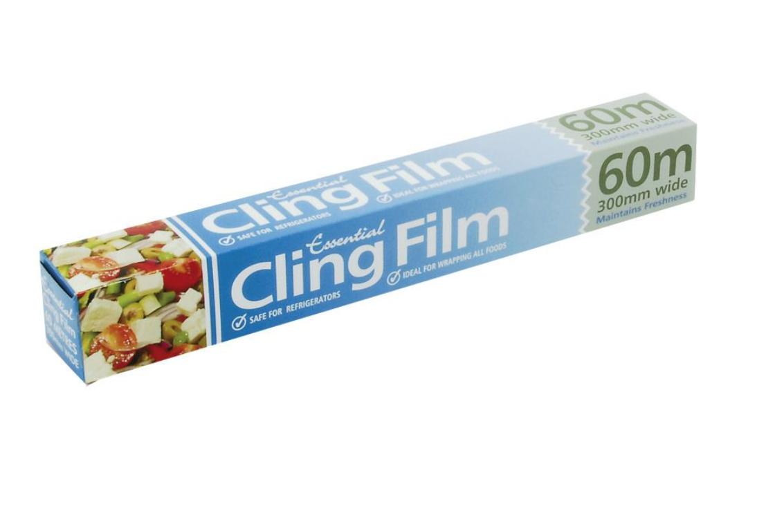 Essentials Cling Film 300mm x 60m