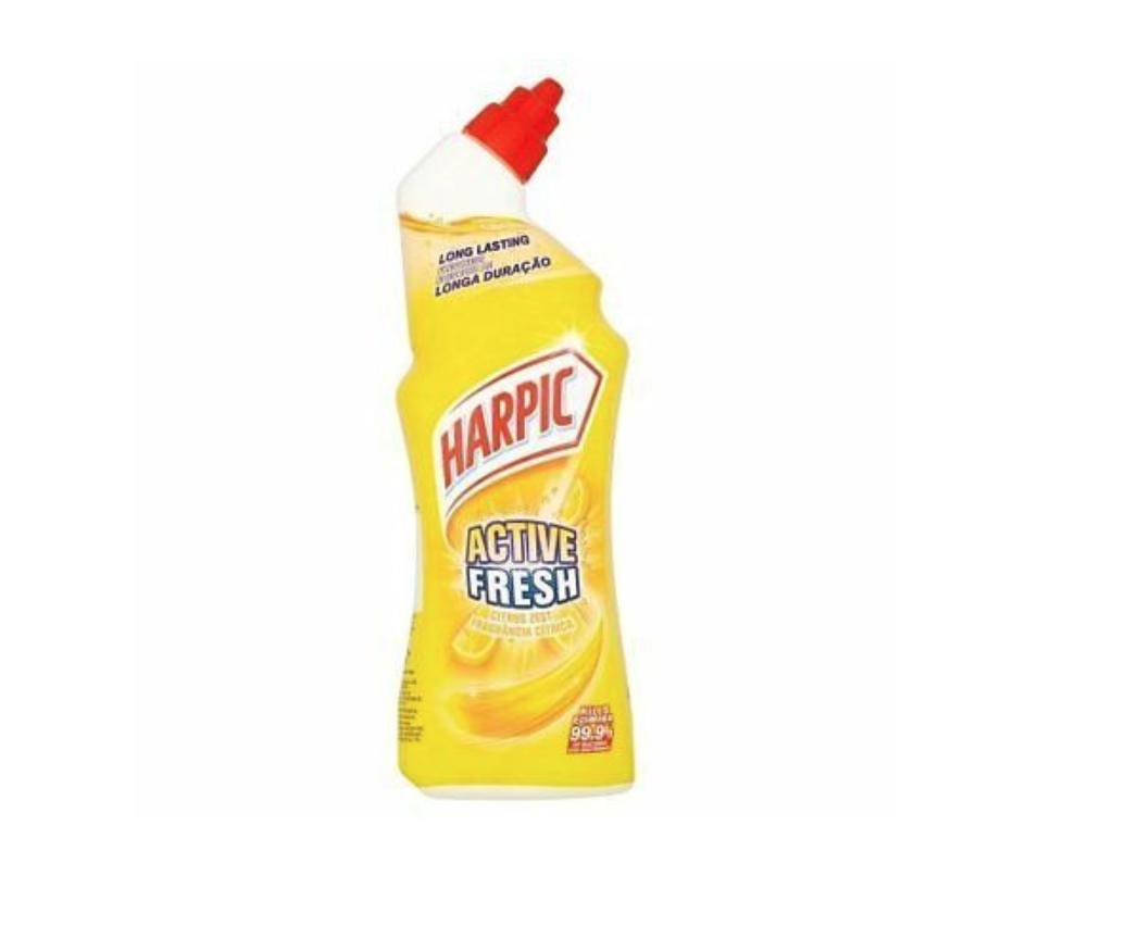 Harpic Active Fresh Toilet Cleaning Gel - Citrus 750ml
