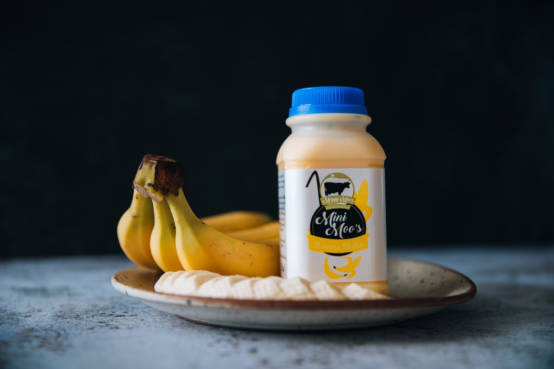 Meggy Moos Banana Milkshake 250ml