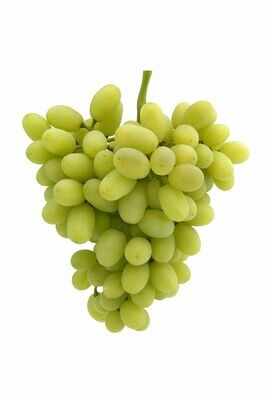 Green Seedless Grapes (per 500g)