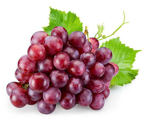 Red Seedless Grapes (per 500g)