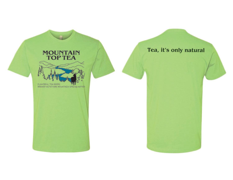 Mountain Top Tea Shirts