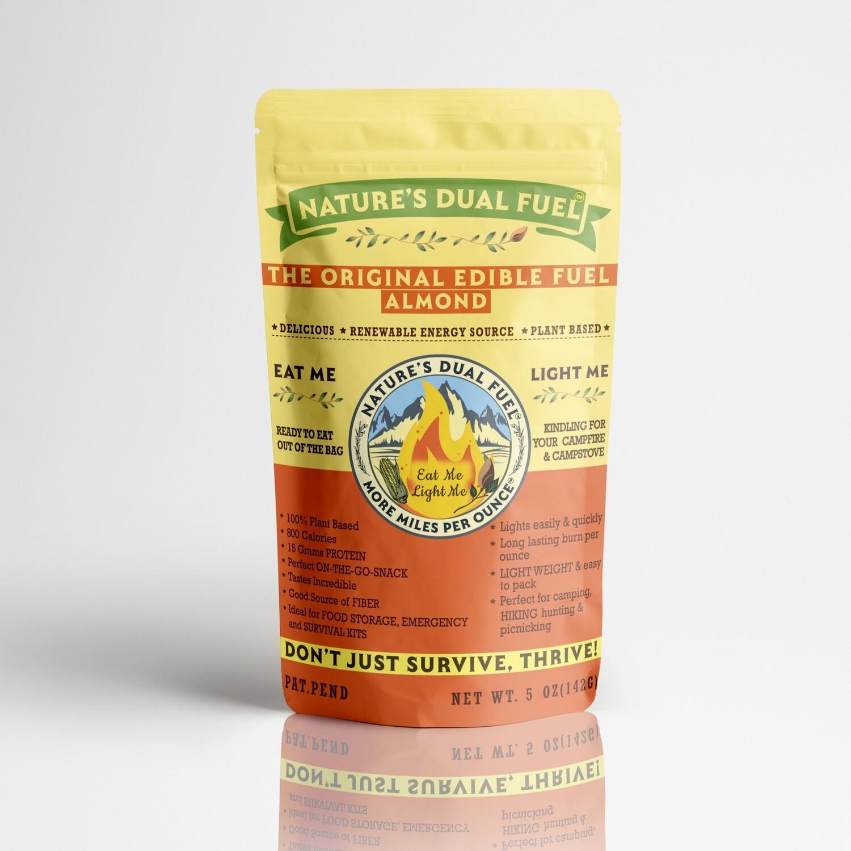 Nature's Dual Fuel - Almond Blend
