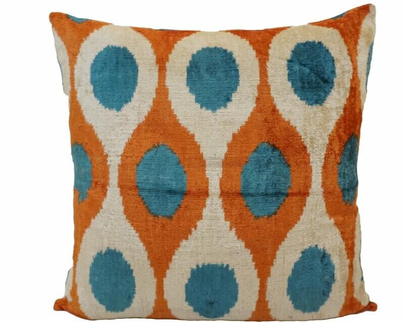 IKAT Turkish Pillow
