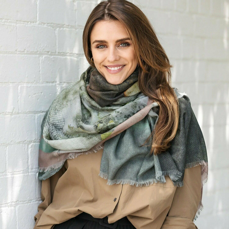 Limited Edition Merino Wool Scarf