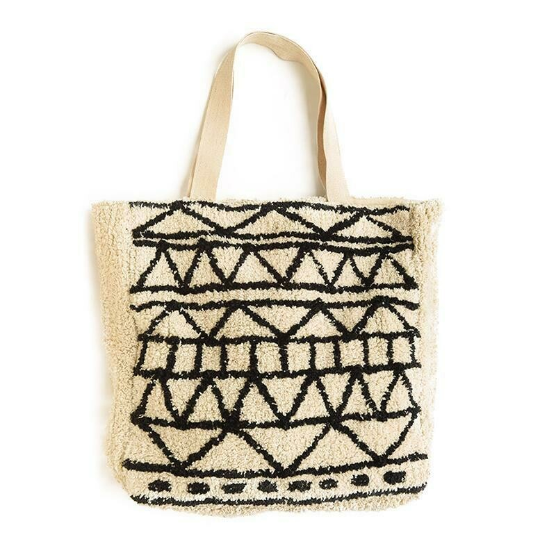 Shaggy Tote