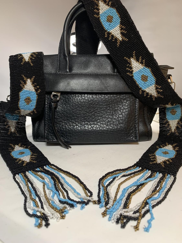 Evil Eye Handbag Shoulder Strap