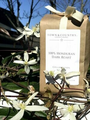 100% HONDURAN – DARK Coffee from Town & Country Coffee Company