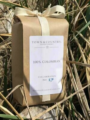 100% Colombian Coffee from Town & Country Coffee Company