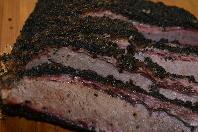 Beef Brisket by the serving 8oz from NW Texas BBQ