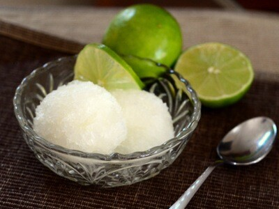 Tequila Lime Sorbet (pint) from Seattle Sorbets