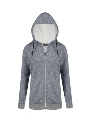 Switcher Damen Sweatshirt Hooded mit zip