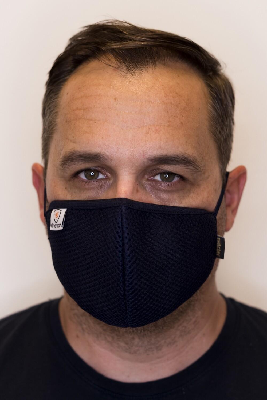 Switcher Viroarmour Mund Nasen Maske Mesh