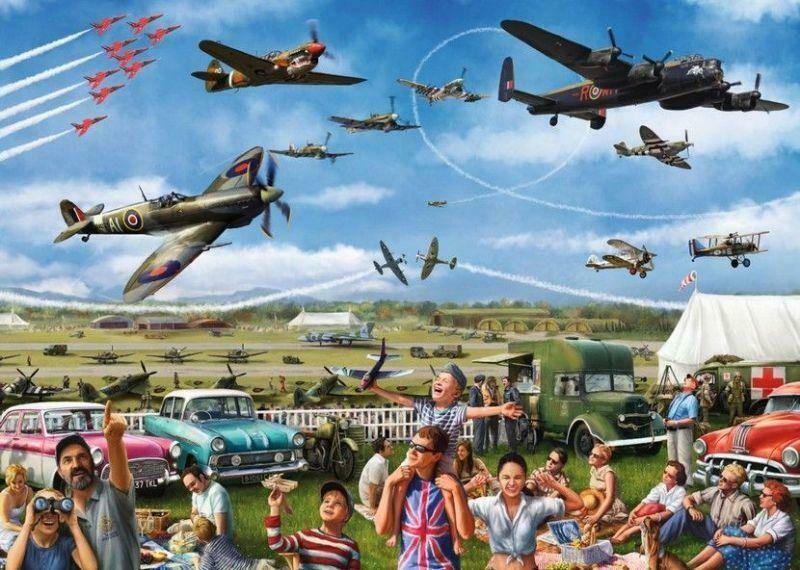 Jigsaw  -  Family Airshow