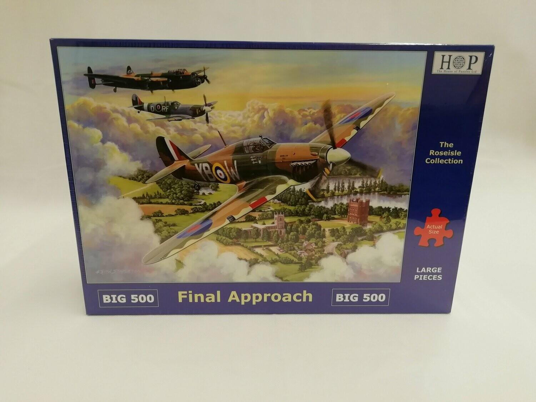 Jigsaw - Final Approach