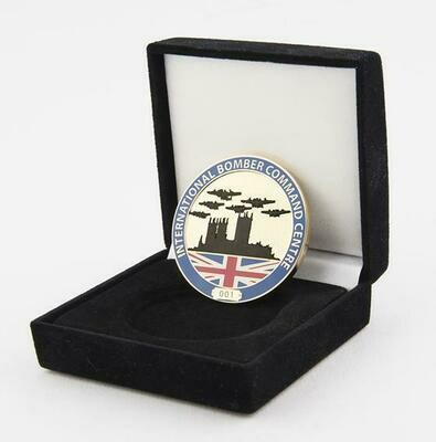 IBCC Limited Edition Coin