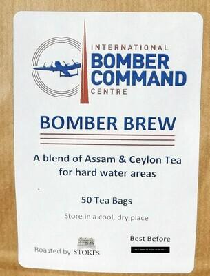 Bomber Brew Tea