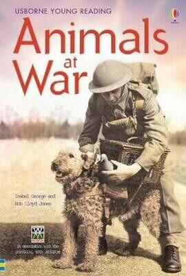 Book - Animals At War