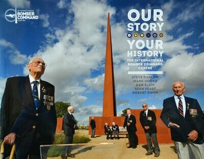 Book - Our Story, Your History IBCC