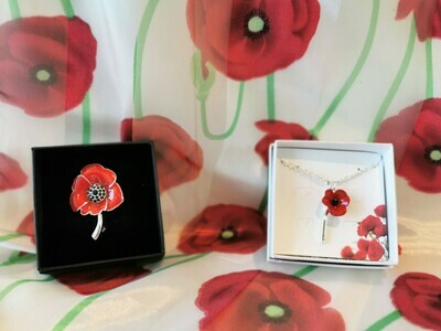 IBCC Red Poppy Collection