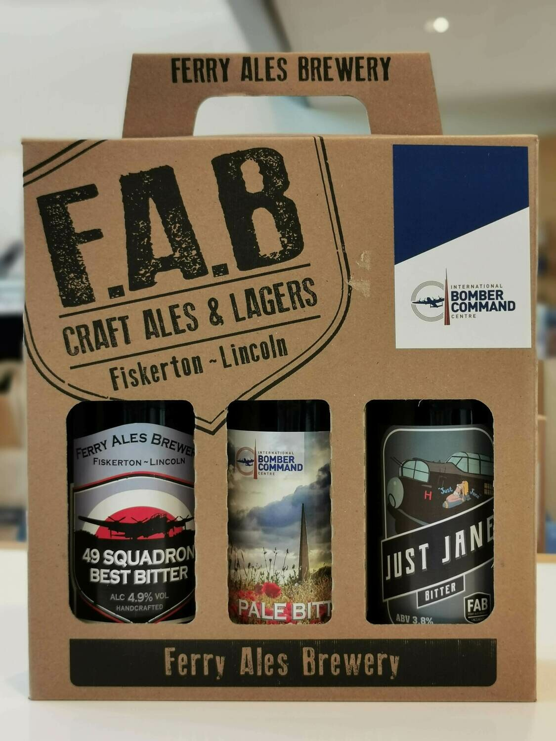 IBCC Beer Gift Pack