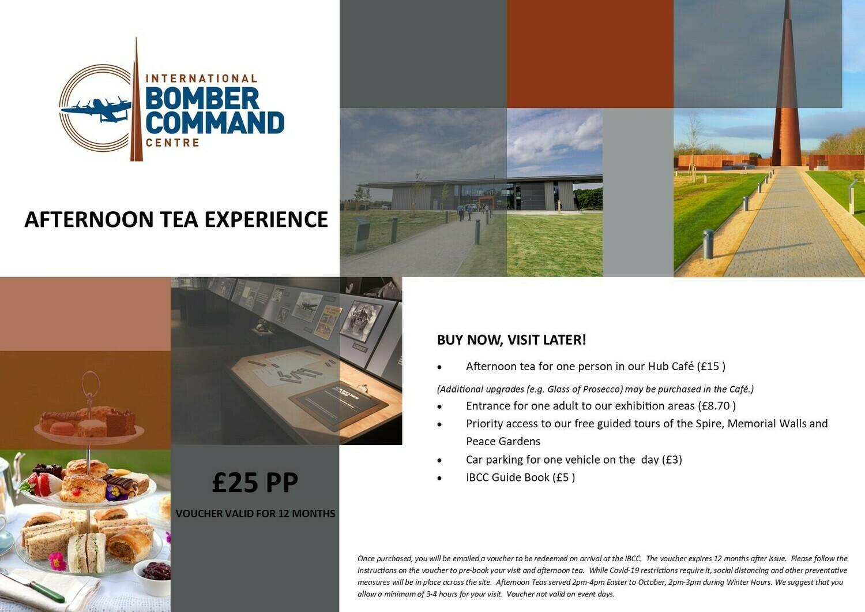 IBCC Afternoon Tea Experience