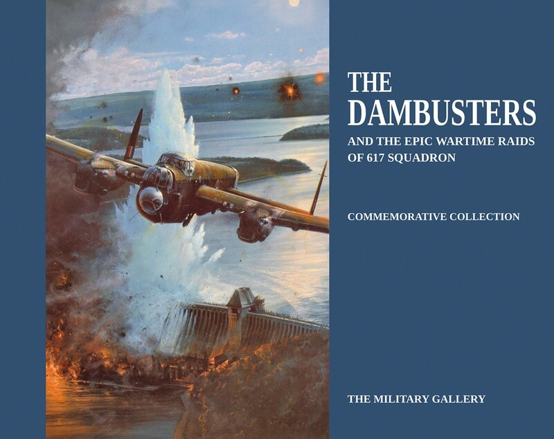 Book - The Dambusters  - and the Epic Wartime Raids of 617 Squadron