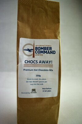 'Chocs Away' Premium Hot Chocolate Mix
