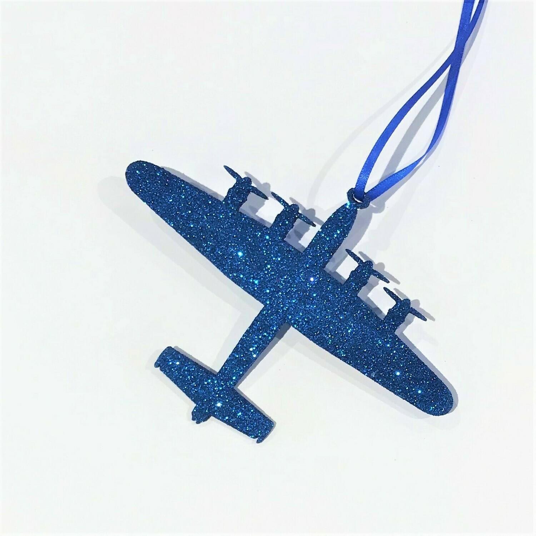 Christmas Decoration Lancaster Blue