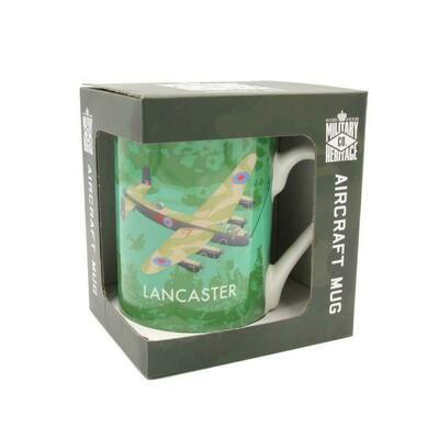 Lancaster Military Heritage Mug