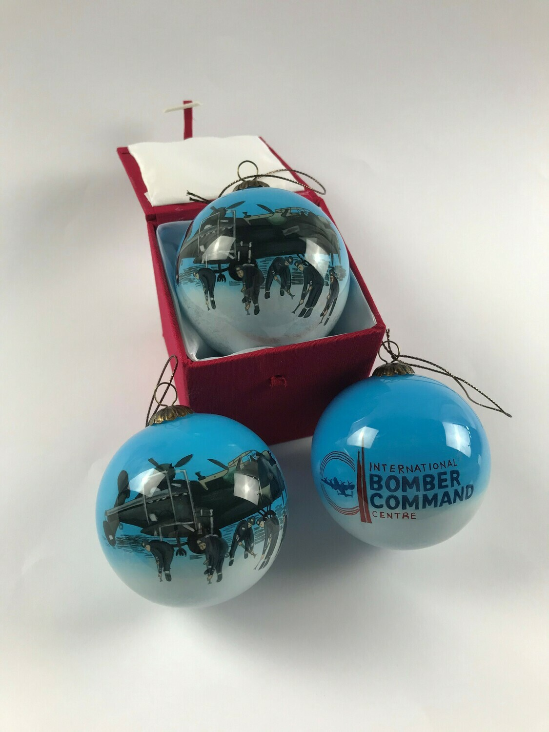 IBCC Lancaster Christmas Bauble