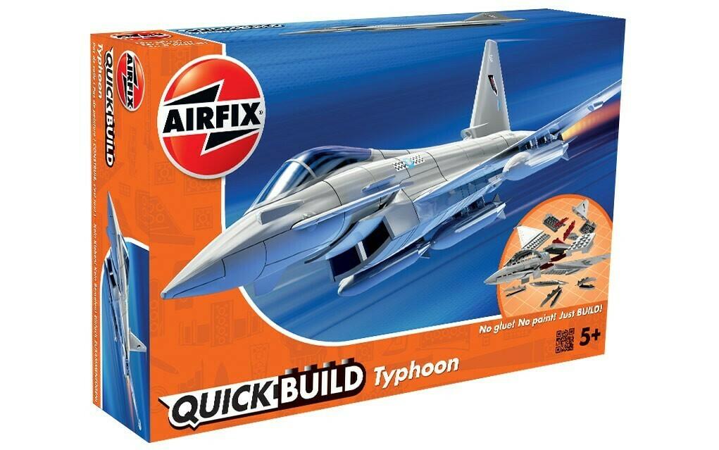 Airfix Quickbuild Typhoon
