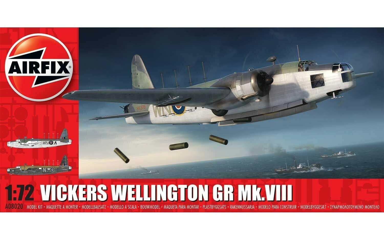 Airfix Vickers Wellington GR Mk.VIII