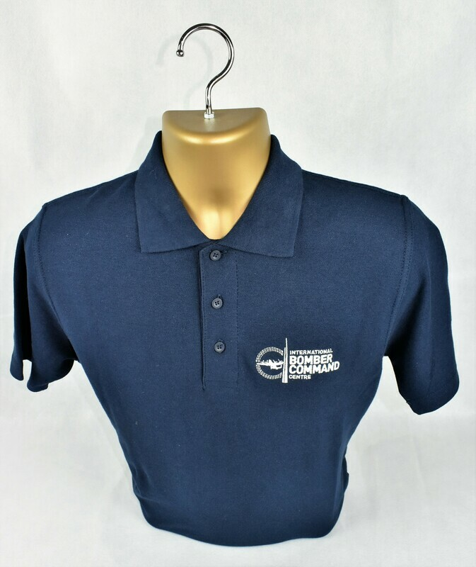 IBCC Polo Shirt - Navy Blue
