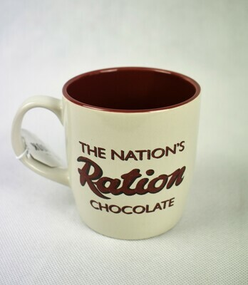 'Ration Book' Mug