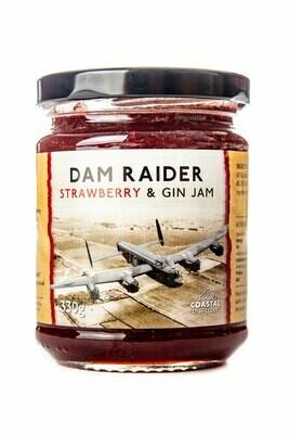 Dam Raider Strawberry and Gin Jam