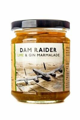 Dam Raider Lime and Gin Marmalade