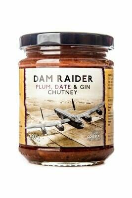 Dam Raider Plum, Date and Gin Chutney